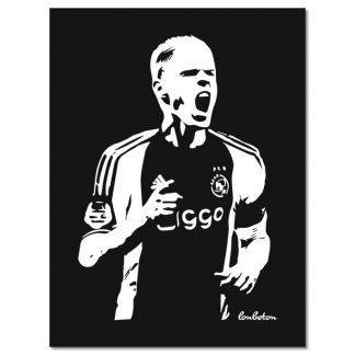 Davy Klaassen HD Print