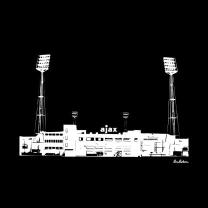 Stadion De Meer HD Metal